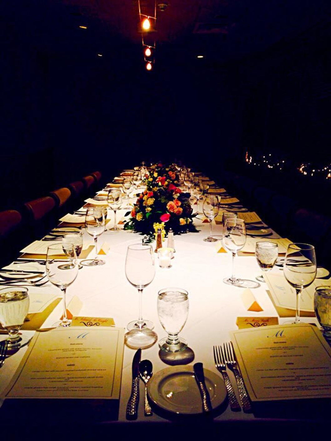 Enjoy An Elegant Private Dining Experience